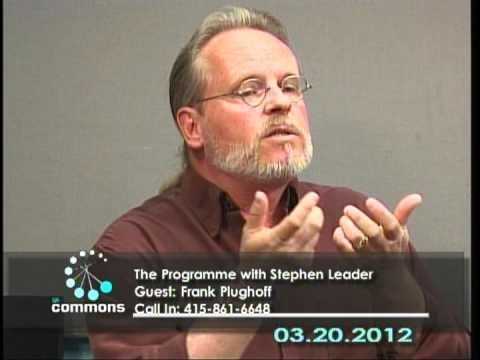 Label the GMO's in our food, The Programme with Stephen Leader 03.20.2012