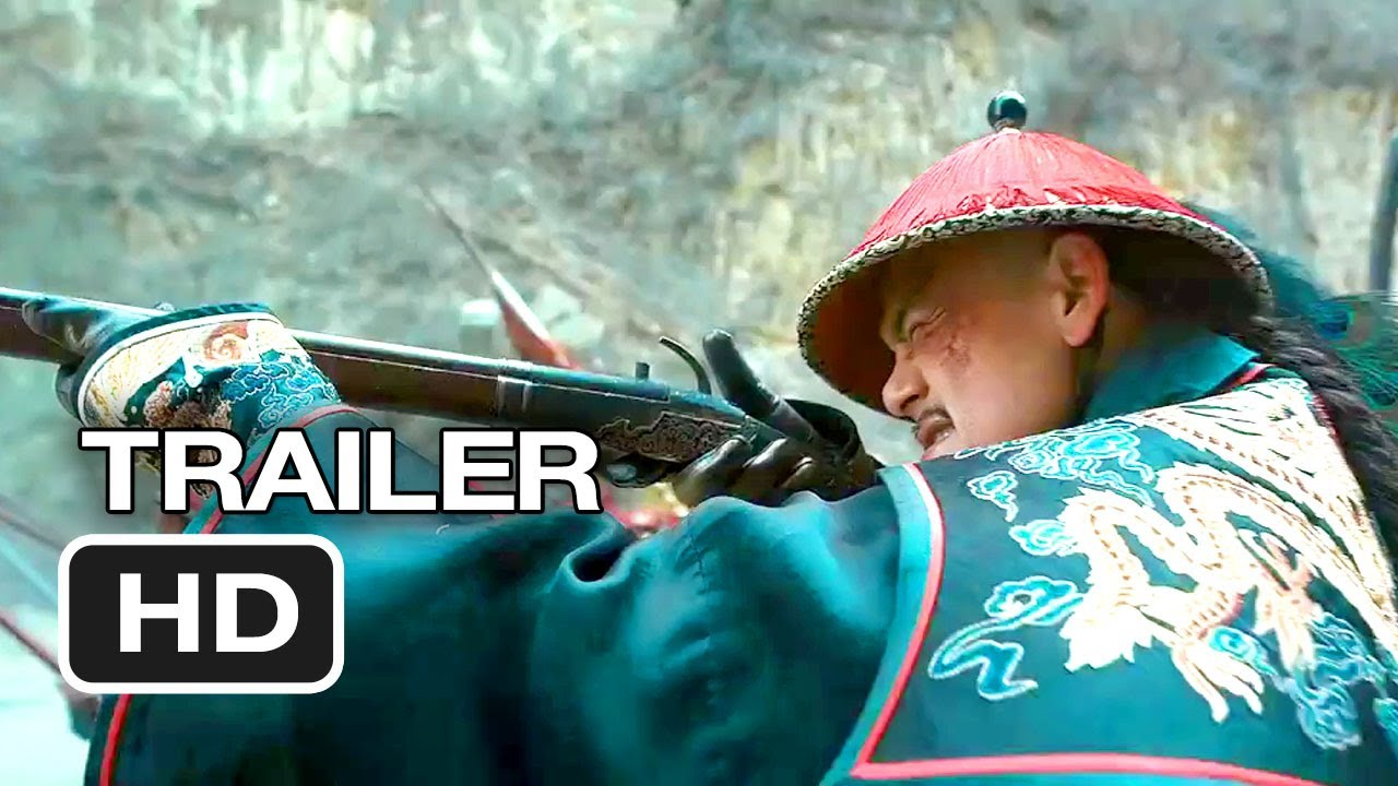Tai Chi Hero Official US Release Trailer #1 (2013) – Stephen Fung Martial Arts Epic HD