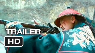 Tai Chi Hero Official US Release Trailer #1 (2013) - Stephen Fung Martial Arts Epic HD