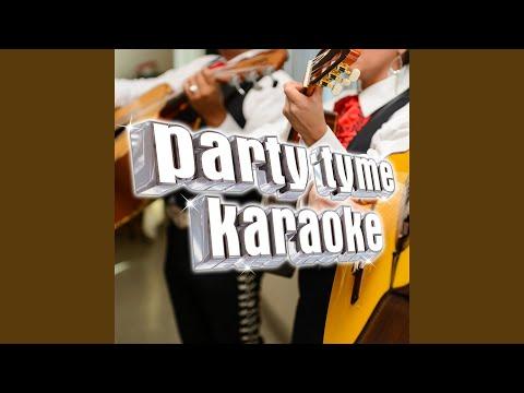 A Mis Enemigos (Made Popular By Valentin Elizalde) (Karaoke Version)