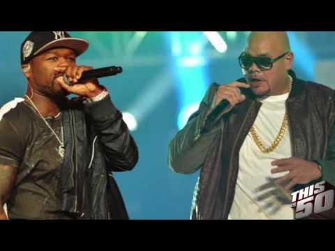 "Fat Joe Talks 50 Cent Beef ""Somebody Was Getting Hurt"" W Pvnch"