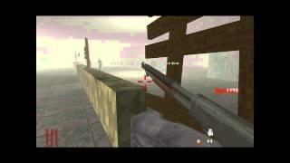 Nazi Zombies PC - Warehouse Gameplay