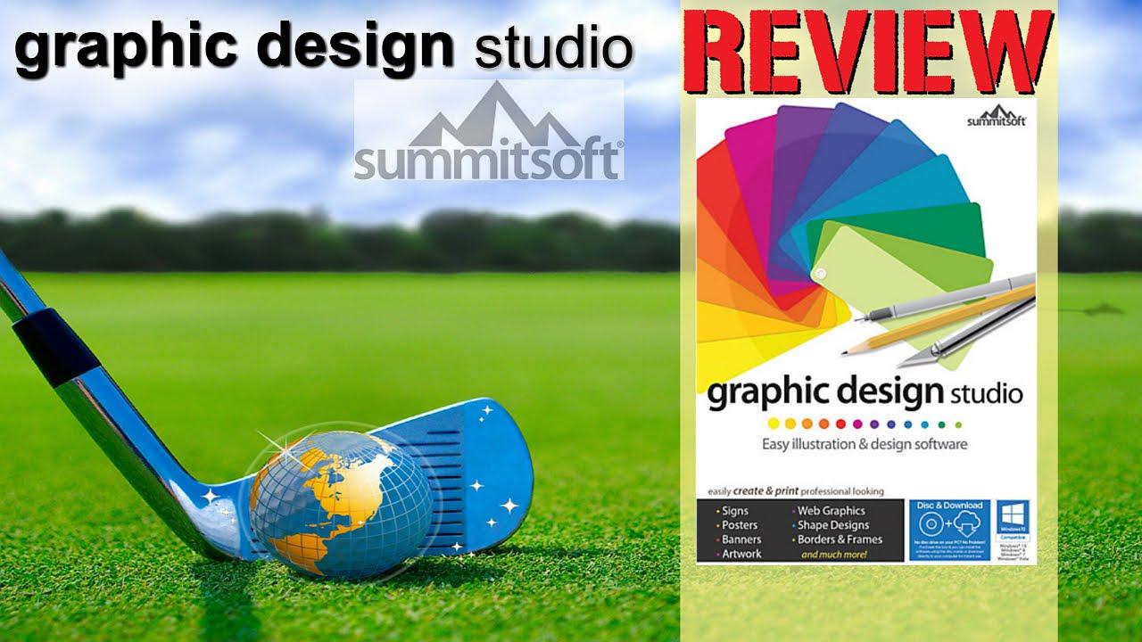 Summitsoft Graphic Design Studio Review