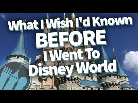 What I Wish I'd Known Before I Went To Disney World