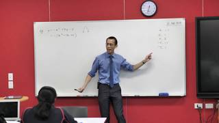 Graphing Parabolas via Transformation (1 of 2: Rearranging algebraically)