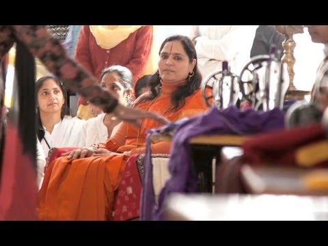 Shakti Udaan by Anandmurti Gurumaa - Empowering Vocational Training Centre at Kaithal, Haryana