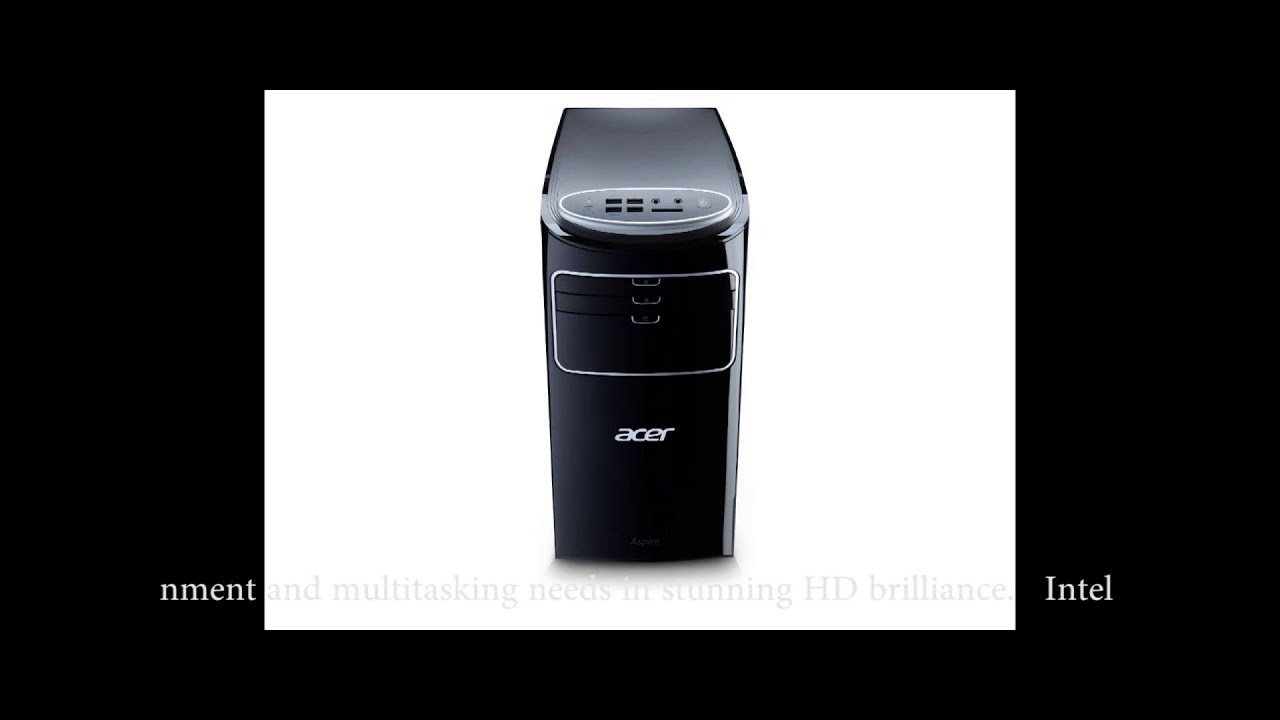 Download Drivers: Acer Aspire T3-605