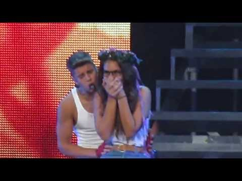 Thumbnail: One less lonely girl - Justin Bieber Believe Tour San Juan, Puerto Rico