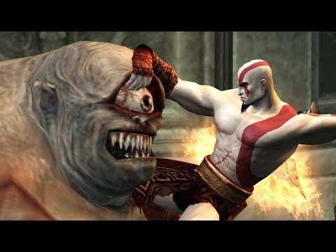 GOD OF WAR 2 #8 - A Marreta do Bárbaro! (Gameplay em Português PT-BR)