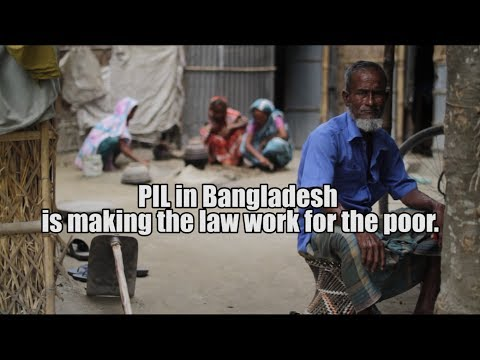 PIL: Fighting Illegal Slum Eviction in the Courts