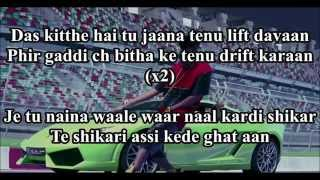 Download Hindi Video Songs - SNIPER by RAFTAAR and SUKH-E with Lyrics