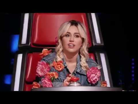 A Contestant Smoking Weed on The Voice