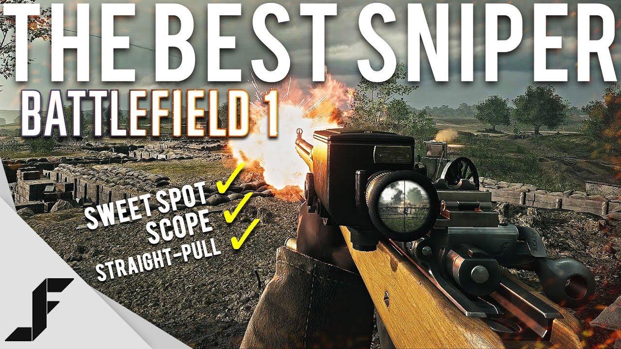 Best Sniper In Battlefield 1
