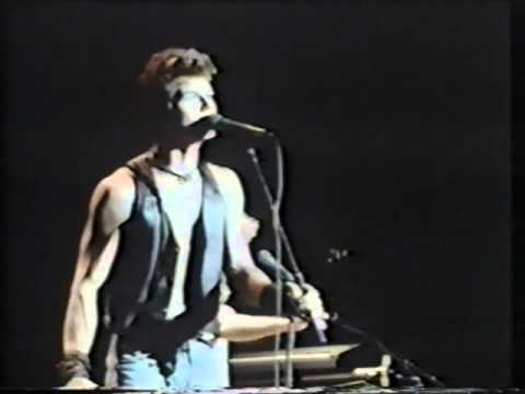 A ha on stage BBC 1986