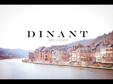 Travel diary Dinant, Belgium