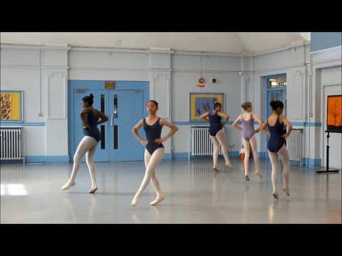 Hallsville School of Ballet 2017