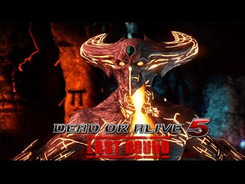 Dead or Alive 5 Last Round PC Mods - Corrupted Shinnok