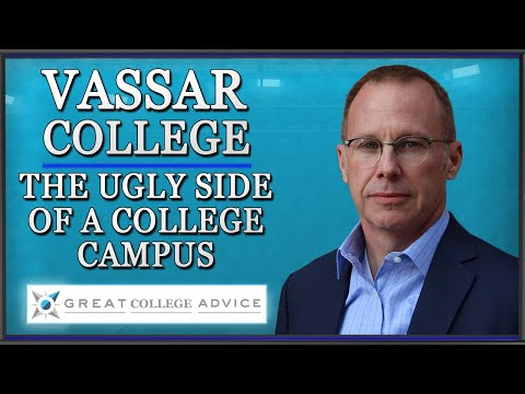 Vassar College - The Ugly Side of a College Campus