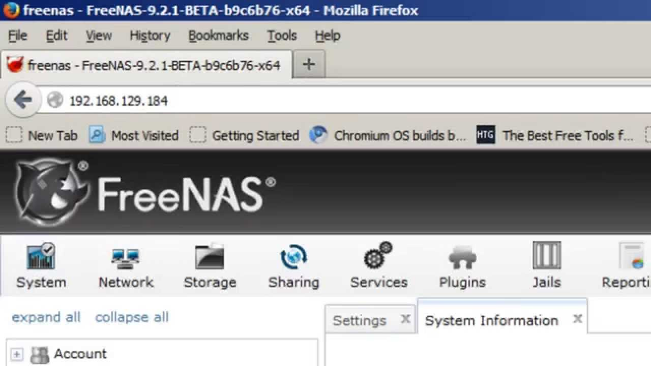 How To Configure and Install FreeNAS for iSCSI Target