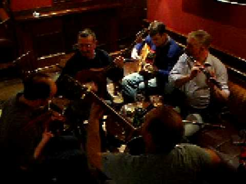 Session in the Swan Bar Carrick on Shannon 1