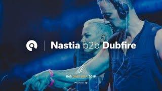 Nastia b2b Dubfire @ IMS Dalt Villa 2018