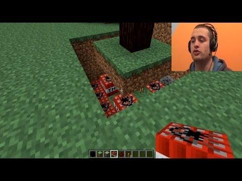 Minecraft zamka! Dok seces drvo aktiviras TNT! [Srpski Gameplay] ☆ SerbianGamesBL ☆