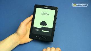 видео обзор Amazon Kindle 5 от Сотмаркета