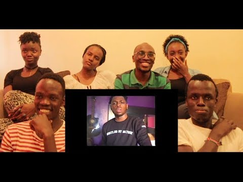 Yxng Bane x K-Trap  - Diamonds  ( REACTION VIDEO ) || @yxngbane ‏@ktrap19 @Ubunifuspace
