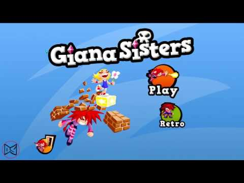 Giana Sisters 2d - Stage 1 |