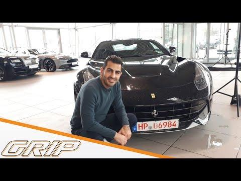 Hamid sucht Alltags-Ferrari