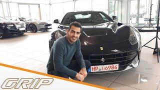 Hamid sucht Alltags-Ferrari I GRIP