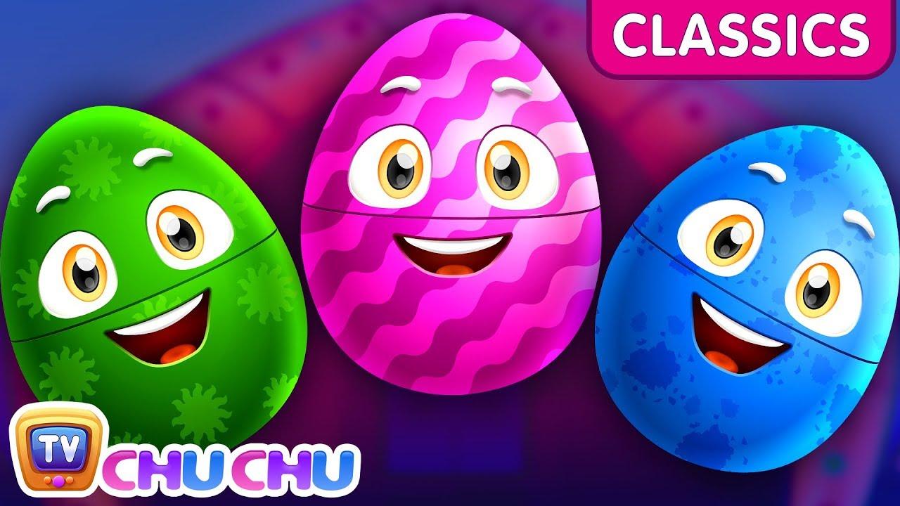 Download ChuChu TV Classics - Old MacDonald Had A Farm | Surprise Eggs Nursery Rhymes