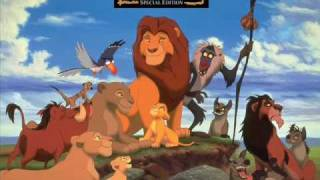 Lion King Score - This Land (Hans Zimmer)