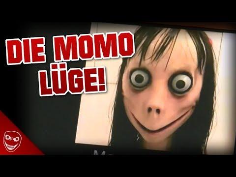 Die große Momo Lüge! Wieso die Momo Challenge fake ist!