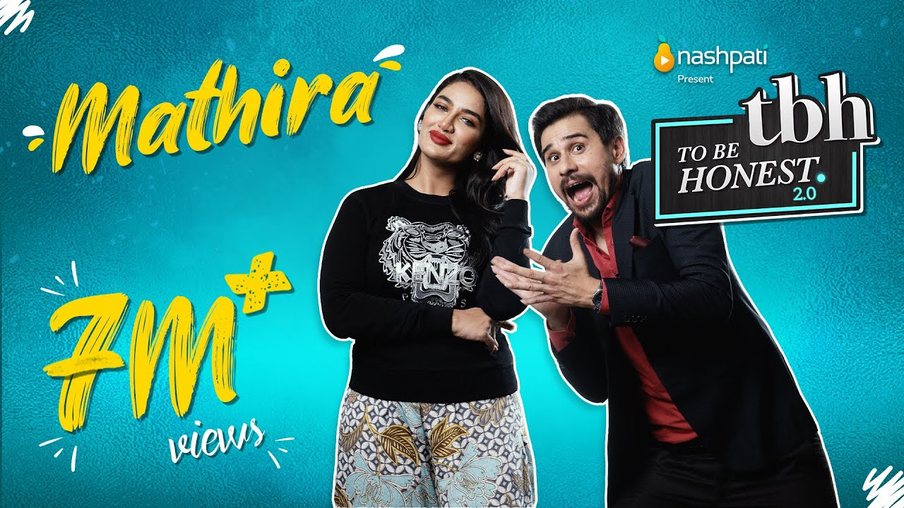 To Be Honest 2.0 | Mathira | Tabish Hashmi | Full Episode | Nashpati Prime