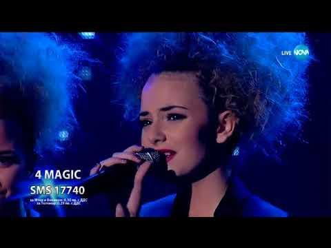 4 MAGIC - Man In The Mirror - X Factor Live (03.12.2017)