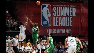 Full Highlights: Boston Celtics vs Dallas Mavericks, MGM Resorts NBA Summer League | July 15