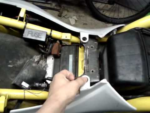 hqdefault how to remove bandit gsf 600 petrol fuel tank (explained) youtube  at edmiracle.co