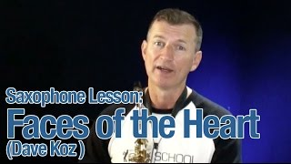 Faces of the Heart   Free saxophone lesson from McGill Music