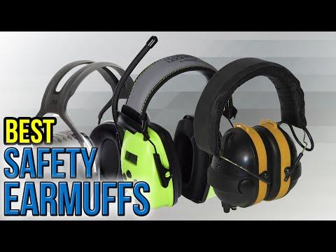 7 Best Safety Earmuffs 2017