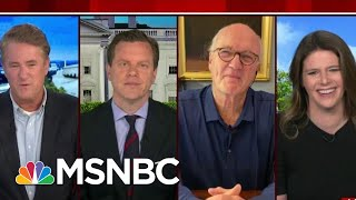 Kasie Hunt Weighs In On Dishes In The Sink   Morning Joe