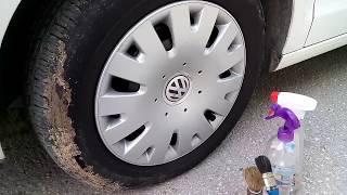 (0.01 MB) VW POLO/ ARAP SABUNU İLE LASTİK PARLARMI ? Mp3