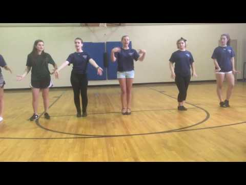 Part 8 of Guys and Dolls Musical: hotbox girls