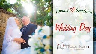 Свадебное видео Svetlana & Jimmie клип 2018  Wedding Nikolaev Видео оператор Николаев