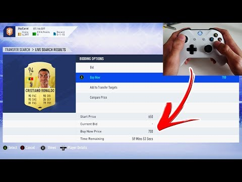 FIFA 19 | HOW TO SNIPE PLAYERS *FAST* (NEW METHOD – FIFA 19 HOW TO SNIPE FASTER ON CONSOLE)