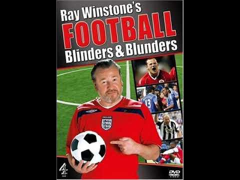 Ray Winstone's Football Blinders & Blunders (Main Menu)