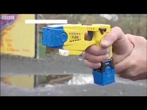 JERSEY AND GUERNSEY POLICE FORCES CAN IMPORT TASERS