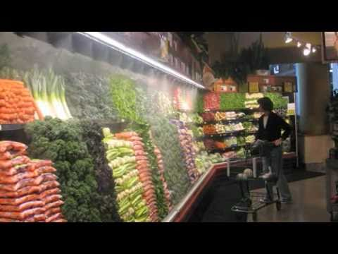 Corrigan Corporation Of America S Produce Misting