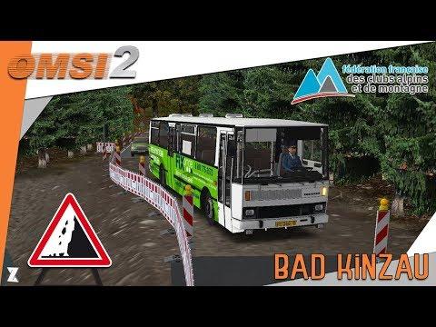 🚌 OMSI 2   Bad Kinzau - Karosa pack + Transport de randonneurs en montagne ! 🗻