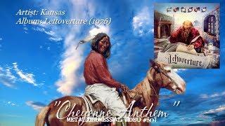 Cheyenne Anthem - Kansas (1976) FLAC HD Video